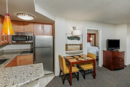 In-Room Kitchen | Residence Inn Orlando Airport