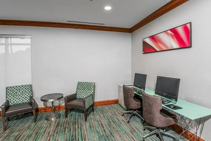 Business Center | Residence Inn Orlando Airport