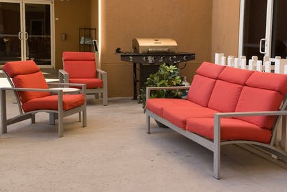 Terrace/Patio | Residence Inn Orlando Airport