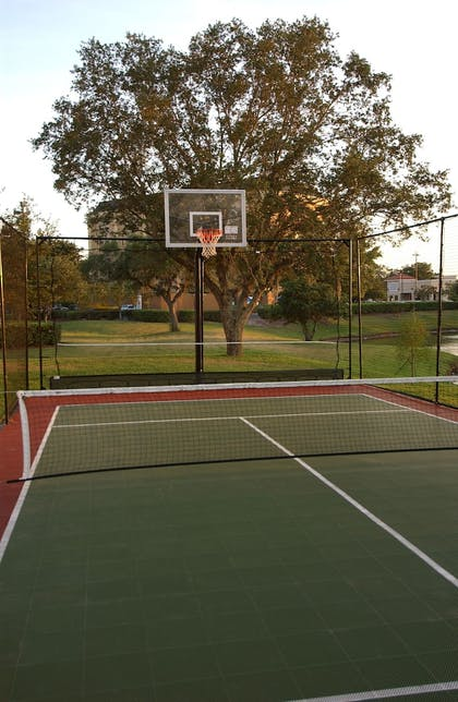 Tennis Court | Residence Inn Orlando Airport