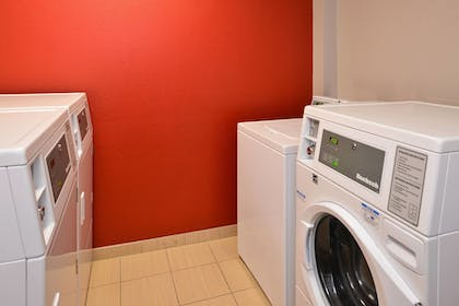 Laundry Room | TownePlace Suites by Marriott Wilmington/Wrightsville Beach