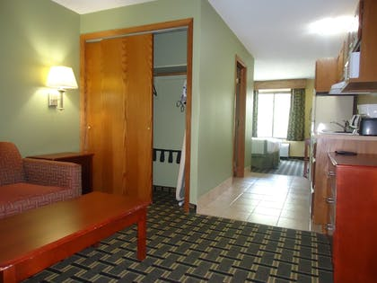 Living Area |  | Town House Extended Stay Hotel Downtown