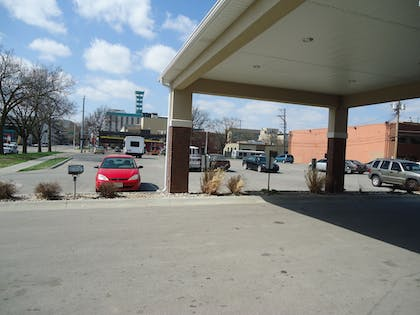 Parking |  | Town House Extended Stay Hotel Downtown