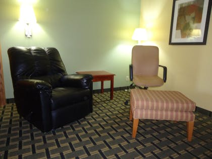 Living Room |  | Town House Extended Stay Hotel Downtown
