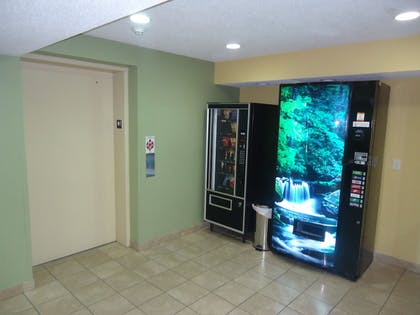 Vending Machine |  | Town House Extended Stay Hotel Downtown