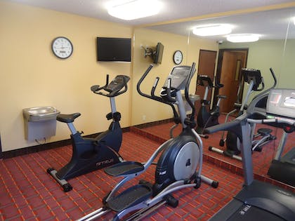 Fitness Facility |  | Town House Extended Stay Hotel Downtown