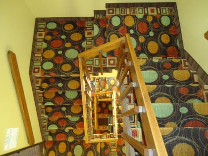 Staircase |  | Town House Extended Stay Hotel Downtown