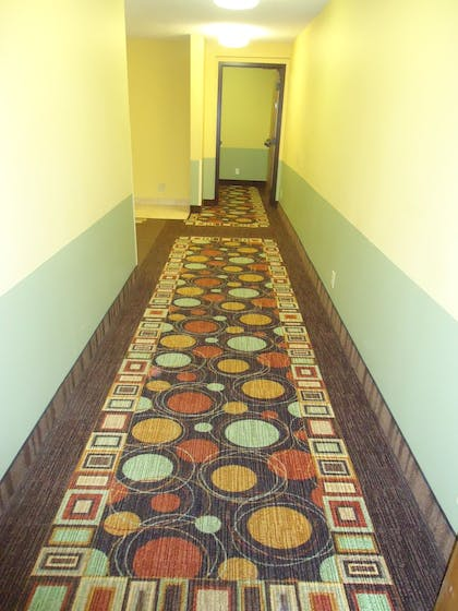 Hallway |  | Town House Extended Stay Hotel Downtown
