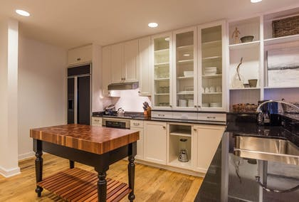 In-Room Kitchen | WaterSound Inn