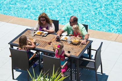 Outdoor Dining | WaterSound Inn