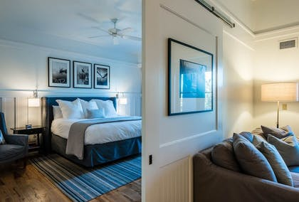 Guestroom | WaterSound Inn