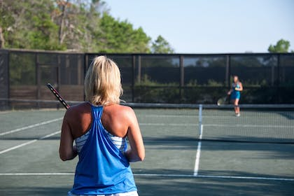 Tennis Court | WaterSound Inn