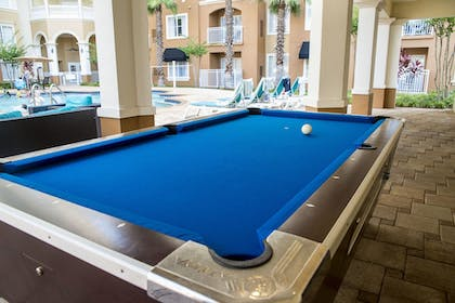 Billiards | The Point Hotel & Suites