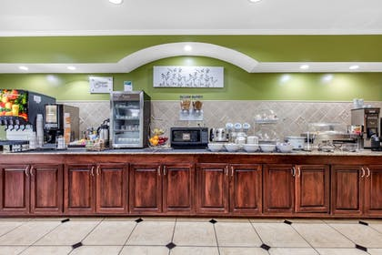 Breakfast Area | Sleep Inn & Suites Montgomery East I-85