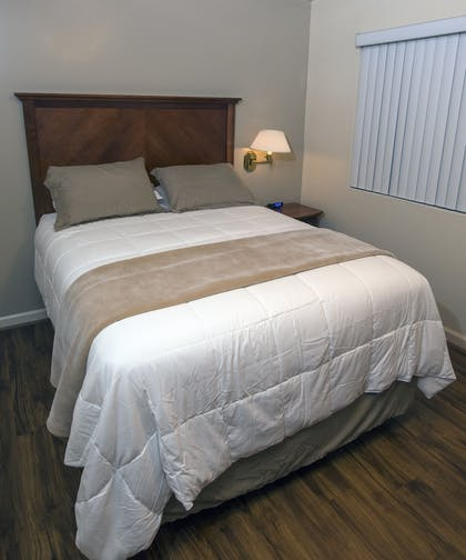 Guestroom View | Affordable Corporate Suites Christiansburg