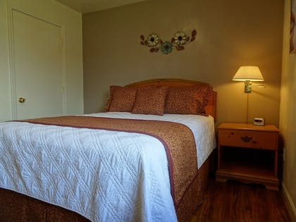 Guestroom | Affordable Corporate Suites - Lynchburg