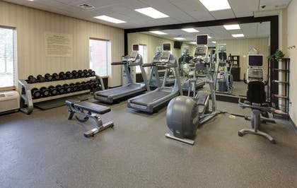 Fitness Facility | Hampton Inn & Suites Columbus Polaris