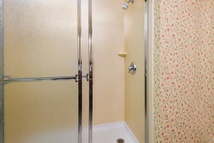 Bathroom | Hampton Inn & Suites Columbus Polaris