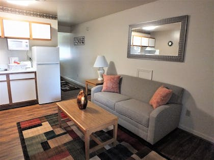Living Room | Affordable Corporate Suites