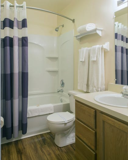 Bathroom | Affordable Corporate Suites