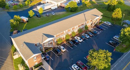 Aerial View | Affordable Corporate Suites