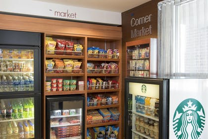 Snack Bar | Fairfield Inn & Suites by Marriott Omaha Downtown