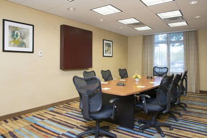 Meeting Facility | Fairfield Inn & Suites by Marriott Omaha Downtown