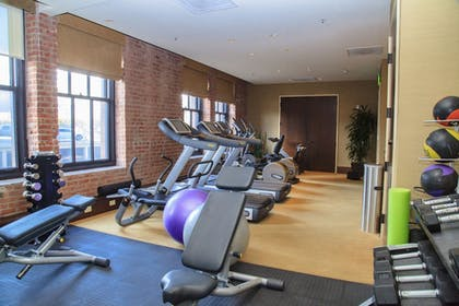 Fitness Facility | Fairmont Heritage Place, Ghirardelli Square
