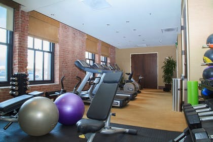 Gym | Fairmont Heritage Place, Ghirardelli Square
