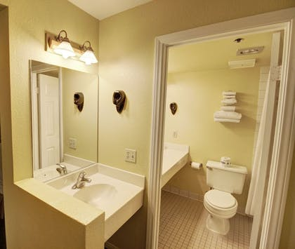 Bathroom | The Retreat on Charleston Peak