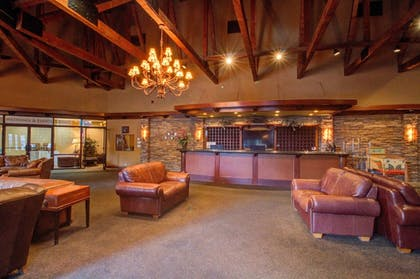 Check-in/Check-out Kiosk | The Retreat on Charleston Peak