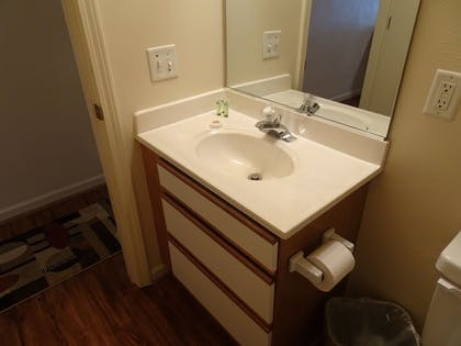 Bathroom Sink | Affordable Corporate Suites - Lanford