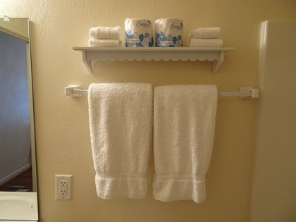 Bathroom Amenities | Affordable Corporate Suites - Lanford