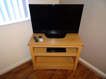 Television   Affordable Corporate Suites - Lanford