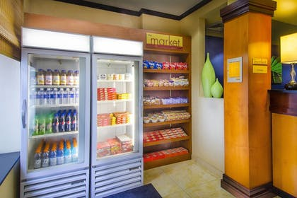 Snack Bar | Fairfield Inn by Marriott Washington D.C.