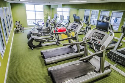 Sports Facility | Fairfield Inn by Marriott Washington D.C.