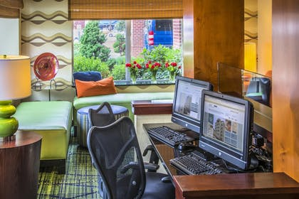 Business Center | Fairfield Inn by Marriott Washington D.C.