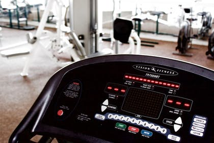 Fitness Facility | The Suites at Marina Bay
