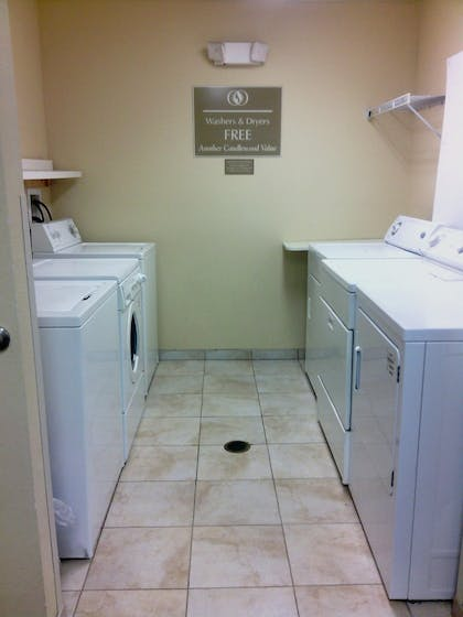 Laundry Room | Candlewood Suites Melbourne