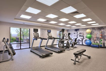 Sports Facility | SpringHill Suites Lehi at Thanksgiving Point