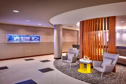 Lobby | SpringHill Suites Lehi at Thanksgiving Point