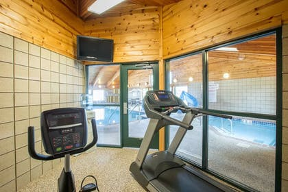 Fitness Facility | Americinn by Wyndham Lincoln South
