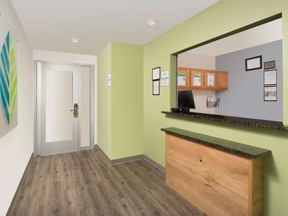 Reception | WoodSpring Suites Indianapolis Lawrence