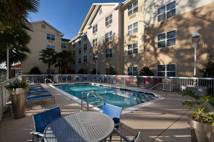 Outdoor Pool | TownePlace Suites by Marriott Pensacola