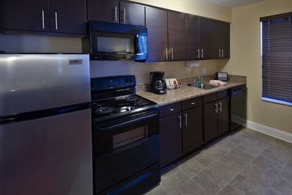 In-Room Kitchen | TownePlace Suites by Marriott Pensacola