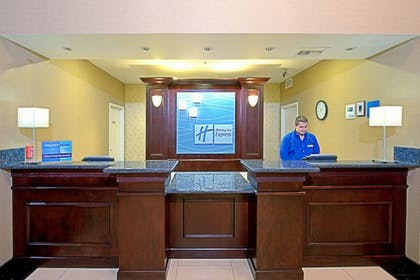 Lobby | Holiday Inn Express Hotel & Suites Tucson