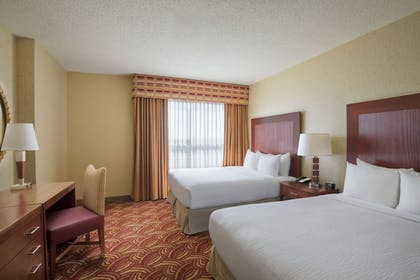 | 2 Queen Beds 2 Room Suite | Embassy Suites San Marcos - Hotel, Spa & Conference Center