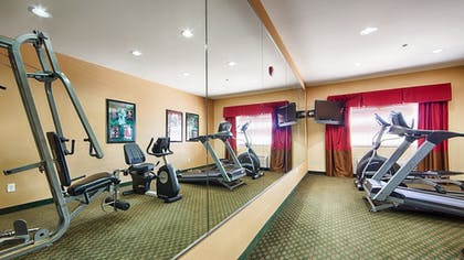 Gym | Best Western Plus Olive Branch Hotel & Suites