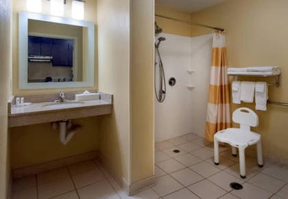 Bathroom | TownePlace Suites by Marriott Jacksonville