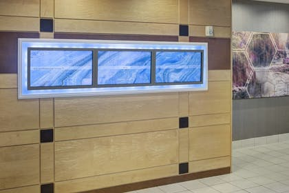 Lobby | SpringHill Suites by Marriott Columbus